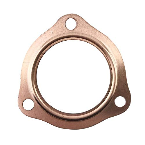 Per Newly Exhaust Gaskets 2 1/2'' Copper Header Exhaust Collector Gaskets Reusable SBC BBC 302 350 454 by Per Newly (Image #3)