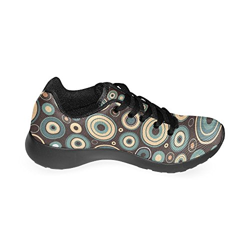 Sports Shoes Womens Comfort Easy Running Jogging Sneaker Go Lightweight Walking Athletic InterestPrint PH7zFqwF