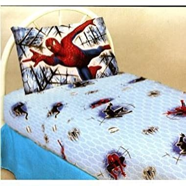 Spiderman 3 Double Trouble Full Bedding Sheet Set
