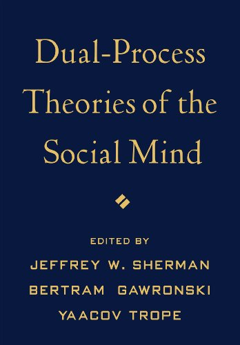 Download Dual-Process Theories of the Social Mind Pdf