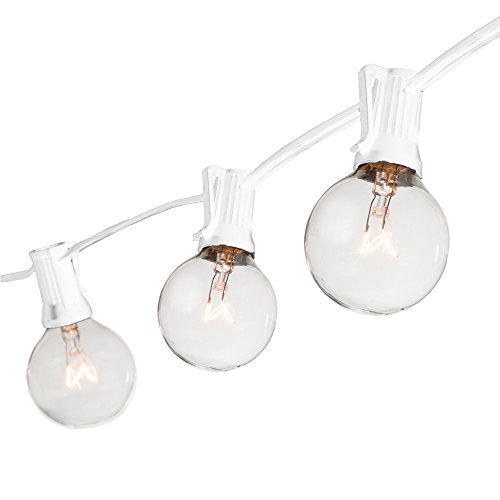 Electric Garden Globe Lights