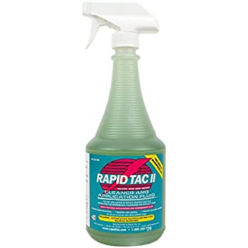 RAPID TAC II Application fluid for Vinyl Wraps Decals Stickers 32oz Sprayer