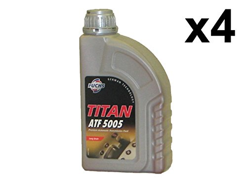 Porsche 986 TipTronic Transmission Fluid (4 L) FUCHS ATF 5005