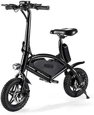 JSL Bicicleta Eléctrica Bicicleta Eléctrica De Litio Plegable De ...