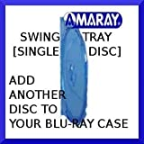 50 x Amaray 1 Disc Blu-ray Tray Only in Dragon Trading Branded Packaging