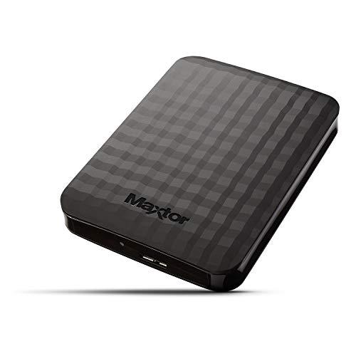 Maxtor 4TB M3 USB 3.0 Portable External Hard Drive