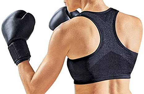 Crivit - Sujetador deportivo sin costuras Shapeware para mujer ...