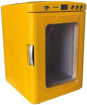 省エネミニポータブルコンパクトパーソナル冷蔵庫、冷暖房、25リットル