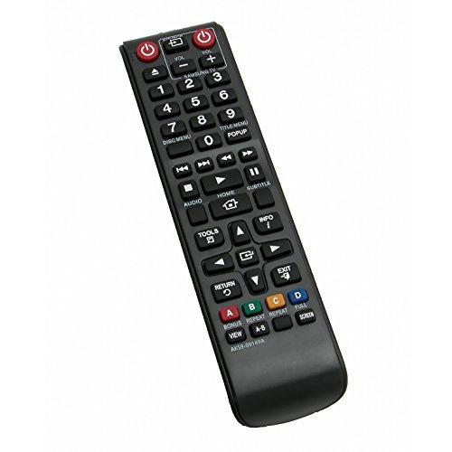 New AK59-00149A Replacement Remote Control fit for Samsung BLU RAY DISC Player BD-ES5000 BD-ES5300 BD-F5100 BD-FM57C BD-HM59