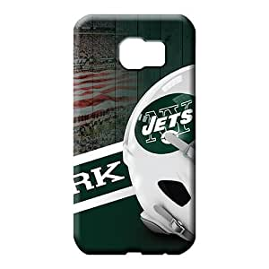 samsung galaxy s6 edge - mobile phone carrying covers Protective Proof skin new york jets
