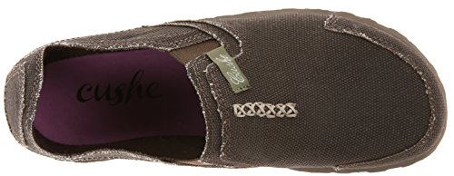 Slipper II Cushe Slipper Brown Women's II Cushe Women's RFnrYnx