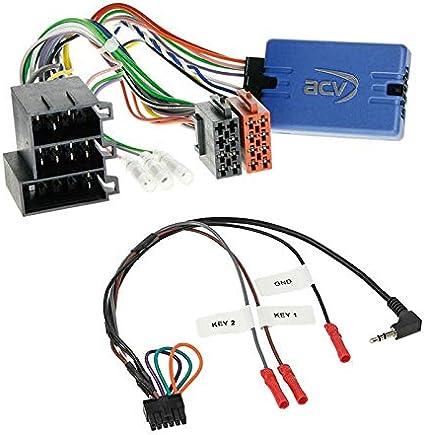 Steering Wheel Remote Control Adaptor Interface Lfb Elektronik