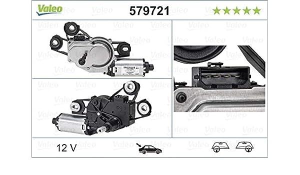 Valeo 579721 Motor essuie Glace: Amazon.es: Coche y moto