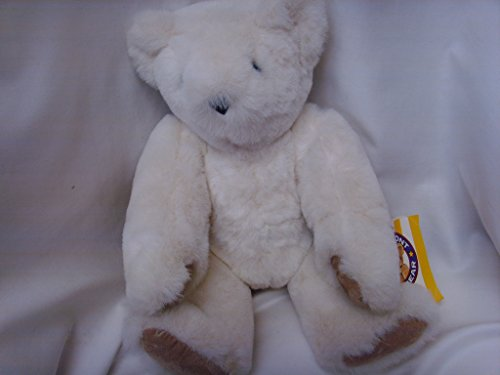 Vermont Teddy Bear Classic White Christmas 15