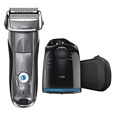 Braun Electric Shaver Series 7 7865cc Review