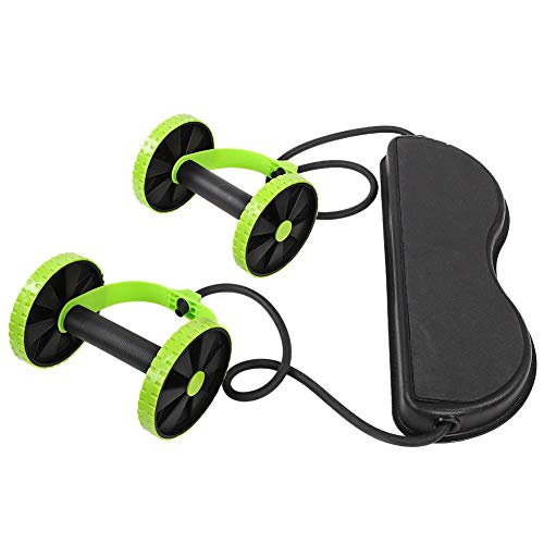 Dwawoo Ab Roller, Ab Wheel Exerciser Abdominal Exercise Equipment Core Workout Fitness Machine