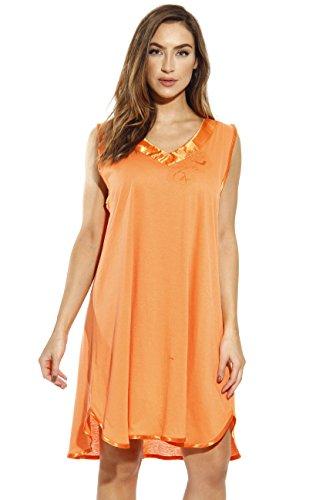 1530-ORG-L Dreamcrest Nightgown / Women Sleepwear / Sleep