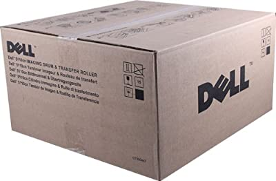 Dell M6599 CMYK Imaging Drum Kit 5100cn Color Laser Printer