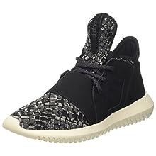 adidas Tubular Defiant W, Zapatillas para Mujer, Negro (Cblack/cblack/cwhite), 36 2/3 EU