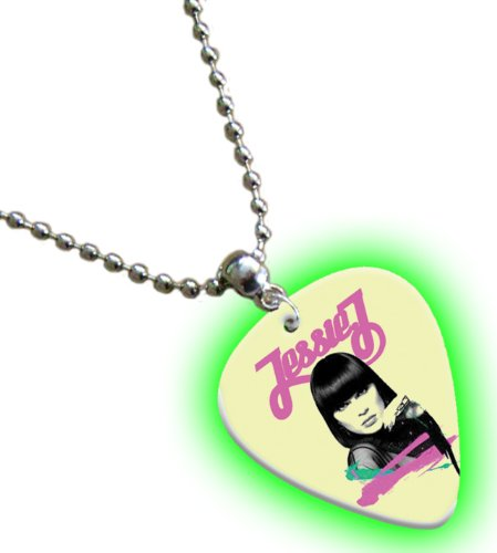 Jessiej Glow Guitar Pick Collier
