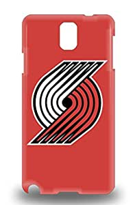 For Galaxy Note 3 Protector Case NBA Portland Trail Blazers Phone Cover