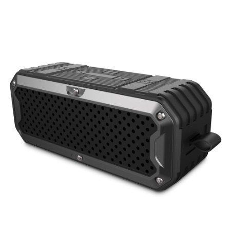 ZEALOT S6 Waterproof Portable Wireless Bluetooth Speakers Po