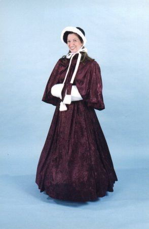 Dickens Dress Costumes (Dickens Lady Costume)