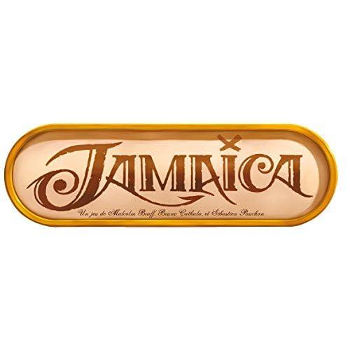 Asmodée JCA01 - Jeu de Stratégie - Jamaica