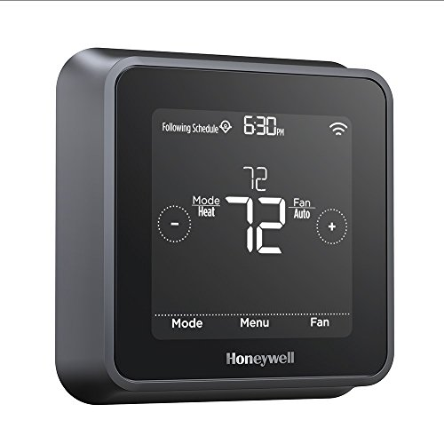 Honeywell RCHT8610WF2006 Lyric T5 Wi-Fi Smart 7 Day Programmable Touchscreen Thermostat with Geofencing, Requires C Wire, Works with Alexa by Honeywell (Image #5)