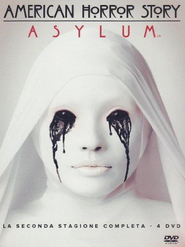 american horror story - season 02 (4 dvd) box set dvd Italian Import by jessica lange