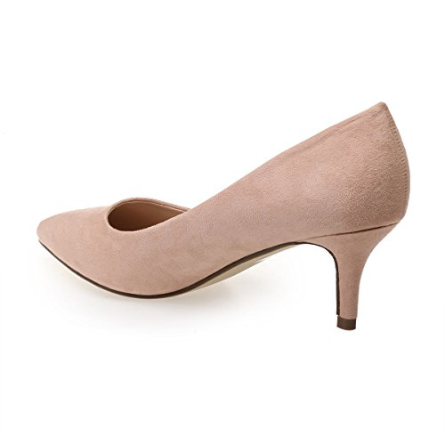 La 45713 Rose Vestir Sintético Modeuse Mujer Zapatos De fFaCqHw8Fx
