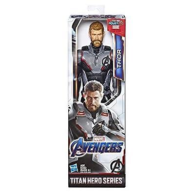 Avengers Marvel Endgame Titan Hero Series Thor 12