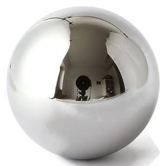Two 2-1//2 Inch Chrome Steel Bearing Balls G25