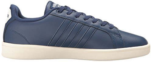 Adidas Heren Cloudfoam Voordeel Fashion Sneakers Mystery Blauw / Mystery Blauw / Wit