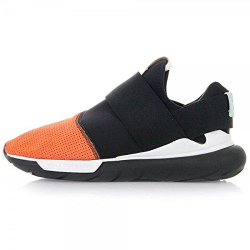 acf2b32ebbfb0 Adidas Y-3 Qasa Low LL Black Orange B35676 (SIZE  9) in the UAE . ...