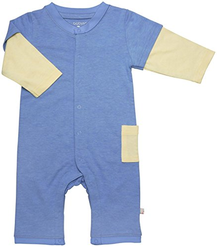Babysoy Baby Boys' Layered One Piece