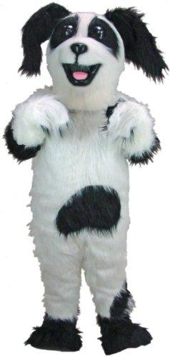 (Sheepdog Mascot Costume)