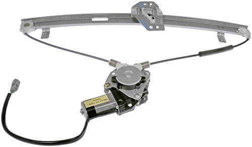 Dorman 748-512 Rear Driver Side Power Window Regulator and Motor Assembly for Select Honda Models (Rear Windows)