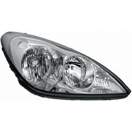 Go-Parts ª OE Replacement for 2002-2003 Lexus ES300 Front Headlight Headlamp Assembly Front Housing/Lens/Cover - Right (Passenger) Side 81130-33450 LX2503114 for Lexus ES300 ()