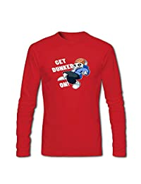 Boys Girls Long Sleeves T-shirts Tops For undertale sans get dunked Classic