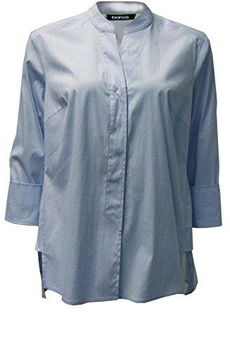 Para Camiseta Bianca Mujer Claro Azul qSx5HY