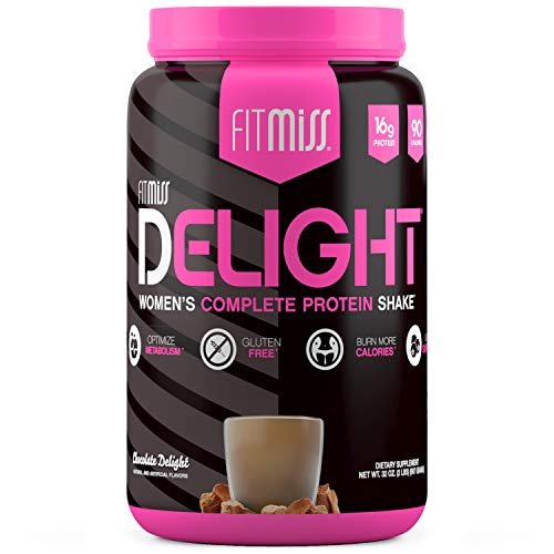FitMiss Delight Protein Powder
