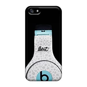 Great Hard Phone Cases For iphone 5c (wUw3515jYHg) Custom Colorful Beats By Dr Dre Pattern