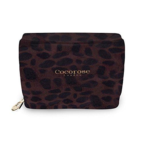Foldable Shoes Print Ladies Ballet Barbican Cocorose Leopard Pumps dCzq4Cw