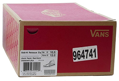 Vans Sk8-hi Reissue Zip, Scarpe da Skateboard
