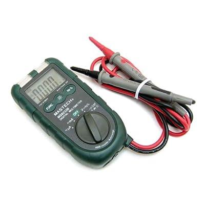 Mastech MS8232B 3 3/4 3999 Counts Mini Digital Multimeter Auto ranging DMM AC DC Voltage Current Tester