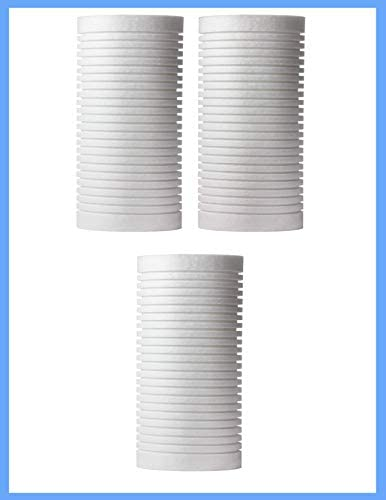 Compatible with CMB-510-HF Polypropylene Whole House Filter Fits The IHS12-D4 UV System 3
