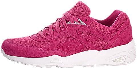 Puma Mens R698 Mesh Evolution Sneakers