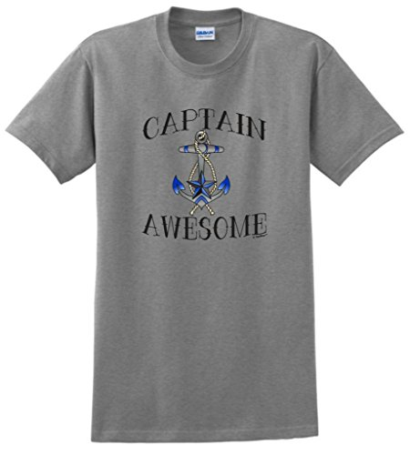 ThisWear Captain Awesome T Shirt