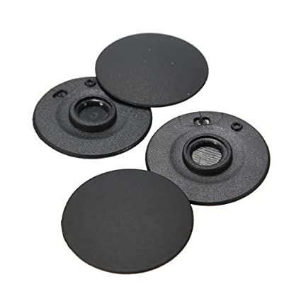 """4x Replacement Bottom Feet Foot for MacBook Pro A1278 A1286 A1297 13/"""" 15/"""" 17/"""""""